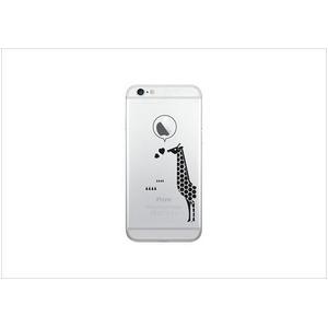 Luminoso ルミノソ LED スマホフラッシュケース For iPhone6/6S Giraffe