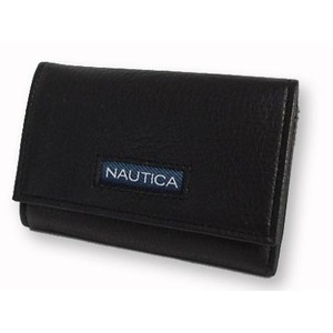 NAUTICA ノーティカ 6182-01 BK 6連キーケース NAUTICA  h01