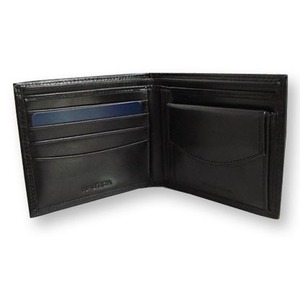 NAUTICA ノーティカ 6186-01 BK 2つ折り財布  h02