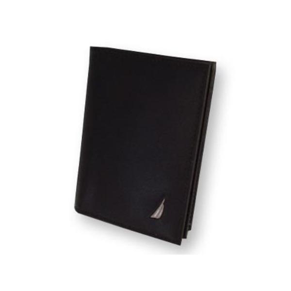 NAUTICA ノーティカ 6187-02 BR 名刺入れ カードケース f00