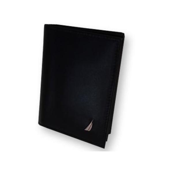 NAUTICA ノーティカ 6187-01 BK 名刺入れ カードケース f00