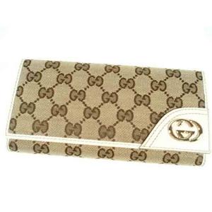 Gucci(グッチ) 181593 FFPAG 9761 ダブルホック 長財布 - 拡大画像