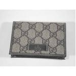 Gucci(グッチ) 190340 FCIIG 9775 カードケース/パスケース ベージュ/メタルカーキ【送料無料】