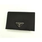 Prada(プラダ) 1M0504 TESSUTONERO 2つ折り財布(札入れなし)【送料無料】