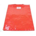 CATH KIDSTON(キャスキッドソン) Book bag lrg, mini dot red トートバッグ(大)209045