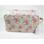 CATH KIDSTON(キャスキッドソン) Wash bag w/pocket, rose paisly コスメポーチ(大)211338