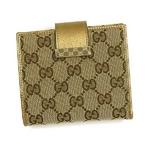Gucci(グッチ) 212090 FFKTG 9774 Wホック財布【送料無料】