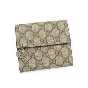 Gucci(グッチ) 212105 FN0AG 9768 Wホック財布 - 拡大画像