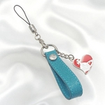 Vivienne Westwood(ヴィヴィアンウエストウッド) 4529 SMOKY BLUE 携帯ストラップ【送料無料】