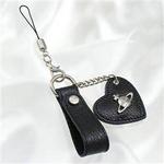 Vivienne Westwood(ヴィヴィアンウエストウッド) 4532 BK 携帯ストラップ【送料無料】