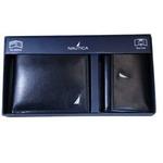 NAUTICA(ノーティカ) 6197 01 BK 2つ折り財布 キーケース セット【送料無料】