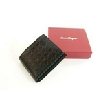 Salvatore Ferragamo(サルヴァトーレ フェラガモ) 66-3561 BLACK メンズ 財布(コインケース無し)【送料無料】