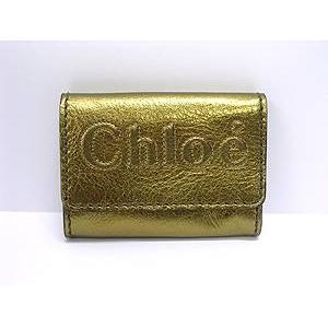 CHLOE(クロエ) 7AP664 7A735 091 OR カードケース - 拡大画像