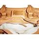 CHLOE(クロエ) 7ESA02-7E422-151 TAN パディントン ボストンバッグ - 縮小画像2