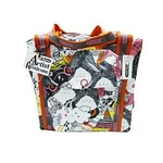 "LESPORTSAC(レスポートサック) Collection ""Artist in Residence Merjin Hos"" Complusve Shopper 8751【送料無料】"