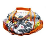 "LESPORTSAC(レスポートサック) Collection ""Artist in Residence Merjin Hos"" Runway Duffle 8752【送料無料】"