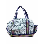 "LESPORTSAC(レスポートサック) Collection ""Artist in Residence Merjin Hos"" Runway Duffle 8752 3826 FREAK YEAH【送料無料】"