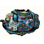 "LESPORTSAC(レスポートサック) Collection ""Artist in Residence Merjin Hos"" Runway Duffle 87523827 BL【送料無料】"