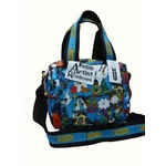 "LESPORTSAC(レスポートサック) Collection ""Artist in Residence Merjin Hos"" Field Trip Duffle 87533827 BL【送料無料】"