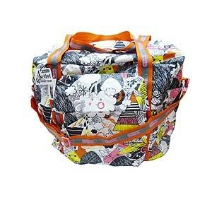 "LESPORTSAC(レスポートサック) Collection ""Artist in Residence Merjin Hos"" 3Day Weekender 8754 - 拡大画像"