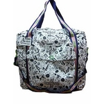 "LESPORTSAC(レスポートサック) Collection ""Artist in Residence Merjin Hos"" 3Day Weekender 8754 3826 FREAK YEAH"