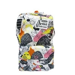 "LESPORTSAC(レスポートサック) Collection ""Artist in Residence Merjin Hos"" Sleepaway Back Pack 8755【送料無料】"