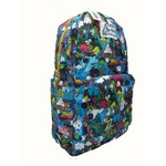 "LESPORTSAC(レスポートサック) Collection ""Artist in Residence Merjin Hos"" Sleepaway Back Pack 87553827 BL【送料無料】"