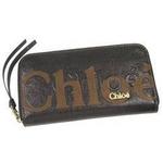 Chloe(クロエ) ECLIPSE8AP530 8A849 001 ラウンドファスナー 長財布