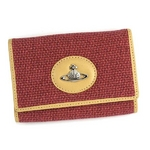 Vivienne Westwood(ヴィヴィアン ウエストウッド) BETTINA 746 2つ折り小銭入れ 財布【送料無料】