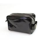 Dolce&Gabbana(ドルチェ&ガッバーナ) BT0679 A3041 8B956 エナメルバッグ(ポーチ) ブラック【送料無料】
