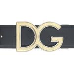 Dolce&Gabbana(ドルチェ&ガッバーナ) BC2357 CINTURA ベルト35mm 85【送料無料】