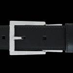 Gucci(グッチ) BE-GUC-A0001114974-A399R ベルト ブラック×ブラウン/シルバー BKxBR/Silver【送料無料】