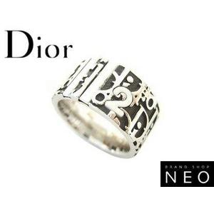 Christian Dior(クリスチャン ディオール) D80610 BK トロッターリング