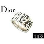 Christian Dior(クリスチャン ディオール) D80610 BK トロッターリング【送料無料】