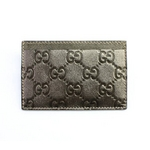 GUCCI(グッチ) 163233-A0A1G-1162 グッチッシマ GG柄 レアカラーカードケース 定期入れ【送料無料】