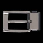 Dunhill(ダンヒル) レザーベルト BE-DUN-A0016HPC080A BKxBR/Silver【送料無料】