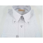 Falchi New York(ファルチ ニューヨーク) F-BD GR #14 ワイシャツ  L(41-84)