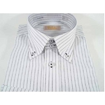 Falchi New York(ファルチ ニューヨーク) F-BD BK #17 ワイシャツ  M(39-84)