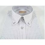 当店売れ筋第10位!!おしゃれなFalchi New Yorkが3,900円!!F-BD BK #17 ワイシャツ  L(41-84)