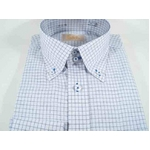 Falchi New York(ファルチ ニューヨーク) F-BD S.BL #18 ワイシャツ  LL(43-86)