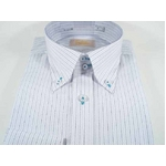 Falchi New York(ファルチ ニューヨーク) F-BD S.BL #5 ワイシャツ  LL(43-86)