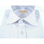 Falchi New York(ファルチ ニューヨーク) F-W S.BL #18 ワイシャツ  LL(43-86)