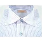 Falchi New York(ファルチ ニューヨーク) F-W S.BL #5 ワイシャツ  L(41-86)