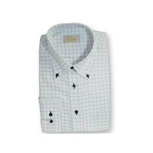 Falchi New York(ファルチ ニューヨーク) F-001D1#10 Button Down Yシャツ  LL