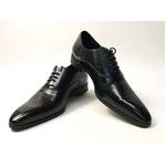 Falchi New York(ファルチ ニューヨーク) FN-007 BK 紳士靴 ビジネスシューズ ブラック 26.5【送料無料】