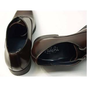 Falchi New York(ファルチ ニューヨーク) FN-007 BR 紳士靴 ビジネスシューズ ブラウン 26.5画像3