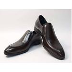 Falchi New York(ファルチ ニューヨーク) FN-010 BR 紳士靴 ビジネスシューズ ブラウン ブラウン 26