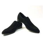 Falchi New York(ファルチ ニューヨーク) FN-010 SWBK 紳士靴 ビジネスシューズ ブラック スウェードブラック 26
