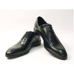 Falchi New York(ファルチ ニューヨーク) FN-011 BK 紳士靴 ビジネスシューズ ブラック  ブラック 24.5【送料無料】