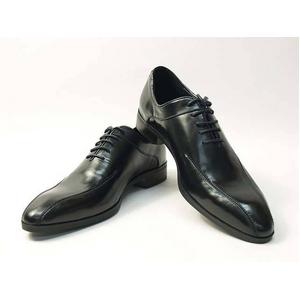 Falchi New York(ファルチ ニューヨーク) FN-011 BK 紳士靴 ビジネスシューズ ブラック  ブラック 26.5